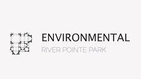 Environmental for RIVER POINTE PARK