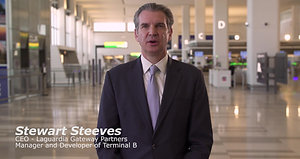 Preventing the Spread of COVID-19 at LaGuardia's Terminal B