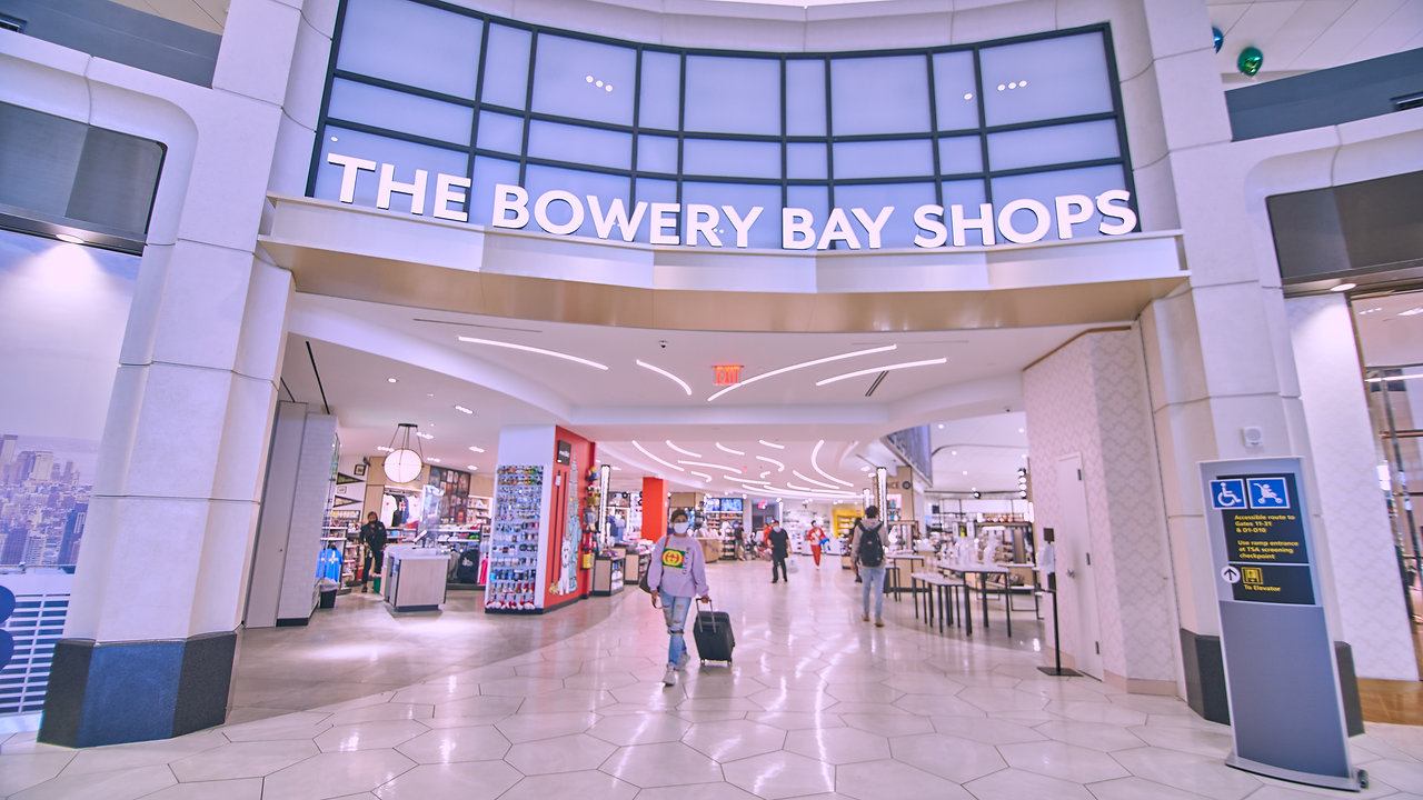 The Bowery Bay Shops
