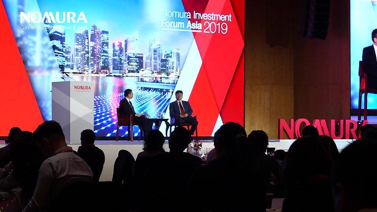 Nomura Investment Forum Asia 2019
