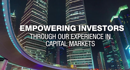 China Investor Forum 2019 Opening Video