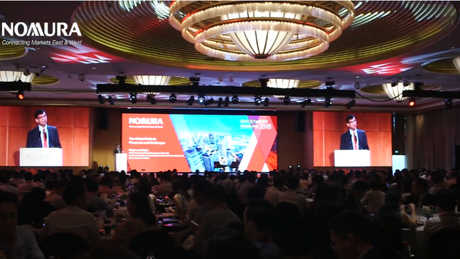 Nomura Investment Forum Asia 2018 Highlights