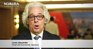 Lewis Alexander, Chief US Economist, Nomura