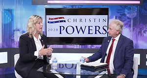Christin Powers Interview (1)