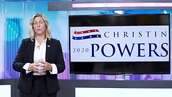 Christin Powers- Time for a Woman President (1)