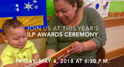 You're Invited to the ILP Awards Ceremony 2018