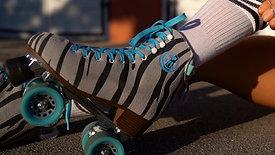 Mood-Video Summer Roller Skates