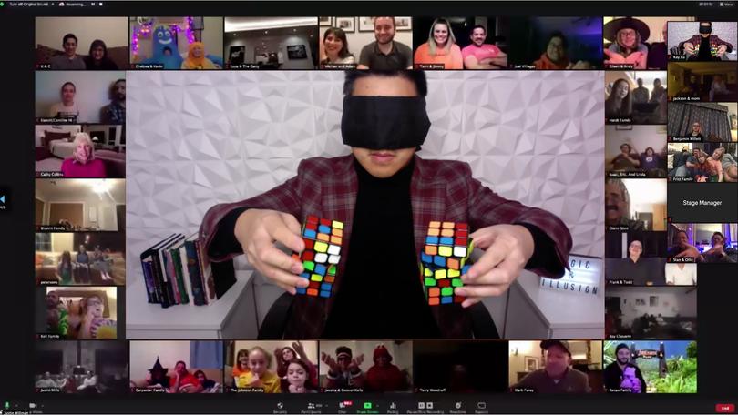 Virtual Magic