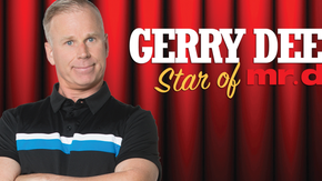 Gerry Dee hired X.Ray the magician for his son's birthday