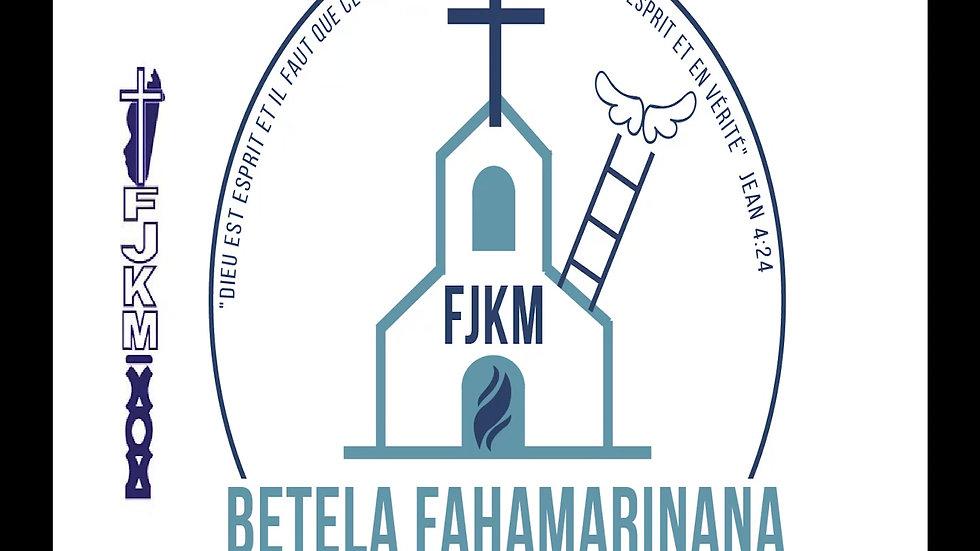 Inauguration FJKM Betela Fahamarinana Paris 03/06/17