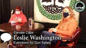 Leslie Washington, Everytown for Gun Safety