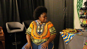 Michele Jackson, African Cultural Collective