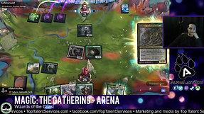 Josh plays Magic: The Gathering - Arena