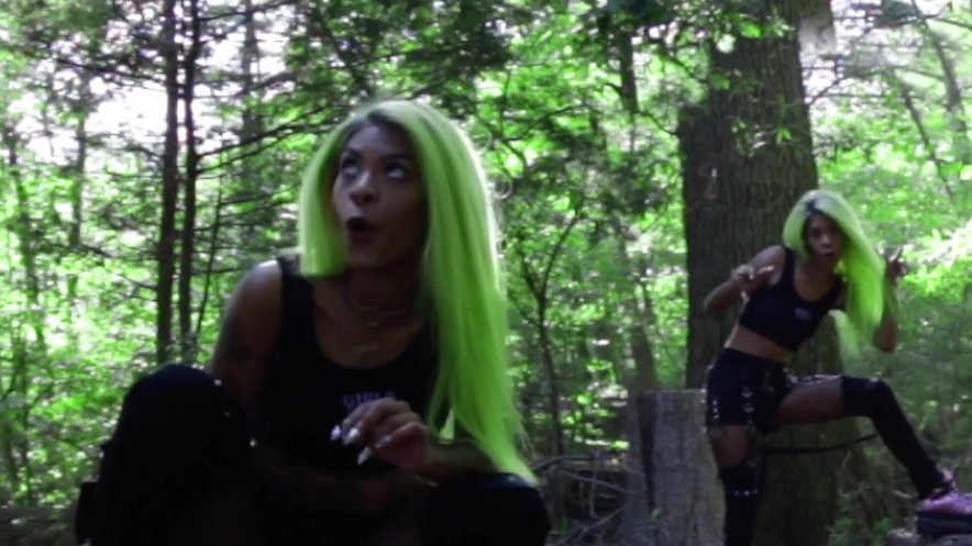 Rico Nasty Key Lime OG (Music Video Promo)