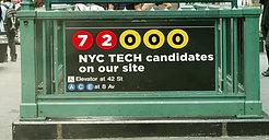 B2B STAT STORIES: NYC Tech Talent