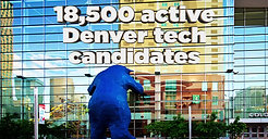 B2B STAT STORIES: Denver Tech Talent