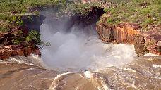 Mitchell Falls, Wet Season | Mitchell Plateau