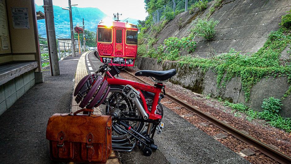 Shikoku Rail & Pottering Tour