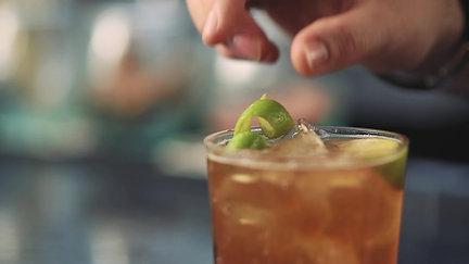 Half Price Cocktail Video
