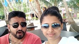 Pavithra & Gaurav