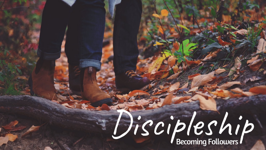 Disciples: Becoming Followers