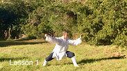 Wudang Taijiquan Lesson 1