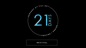 Revival Service w/ Pastor Mike Sides // Tapestry Church // January 10, 2020