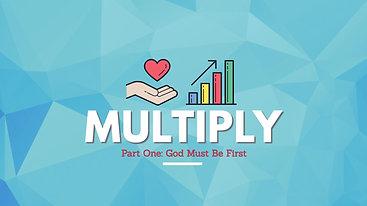 """""""Multiply Pt.1,"""" Anthony Langston // Tapestry Church // November 3, 2019"""