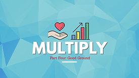 """""""Multiply Pt. 4,"""" Pastor Anthony Langston // Tapestry Church // November 24, 2019"""