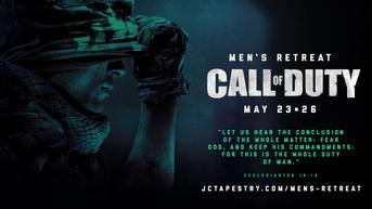 """Men's Retreat """"Call Of Duty 2019"""" Recap"""