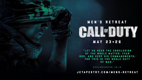 "Men's Retreat ""Call Of Duty 2019"" Recap"