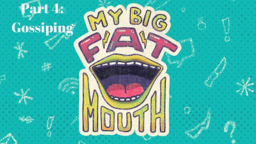 """""""My Big Fat Mouth: Gossip""""; Pastor Anthony Langston // Tapestry Church // October 27, 2019"""