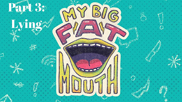 """""""My Big Fat Mouth: Lying."""" Pastor Anthony Langston // Tapestry Church // October 20, 2019"""