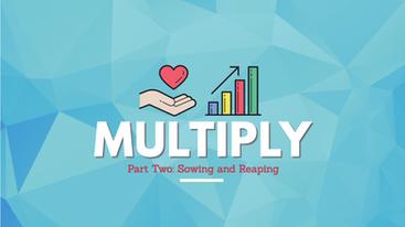 """Multiply Pt. 2,"" Gally Arquero // Tapestry Church // November 10, 2019"