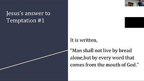 Matthew 4. Typology