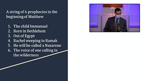 Matthew 2: Prophecy Pt 1