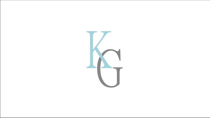 KG Logo Particles