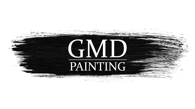 Paintbrush GMD Logo Reveal