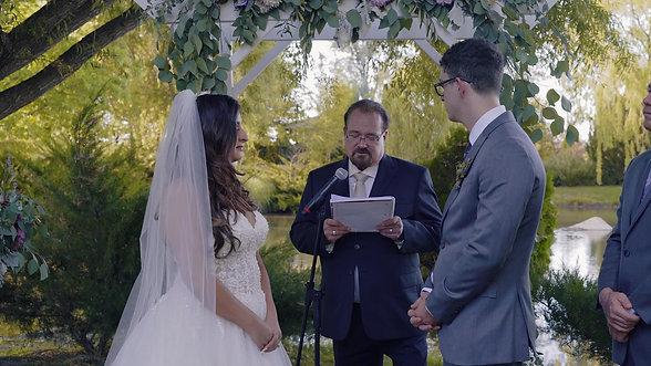 Purfumo-Smith Wedding