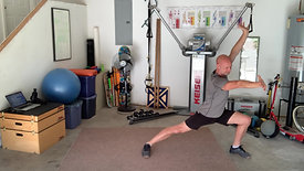 Lateral Lunge with Reach