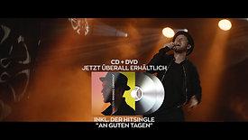 """Johannes Oerding """"Live am Kalkberg"""" DVD Spot"""