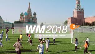 GRAPHICS: ZDF WM2018 Logo Animation