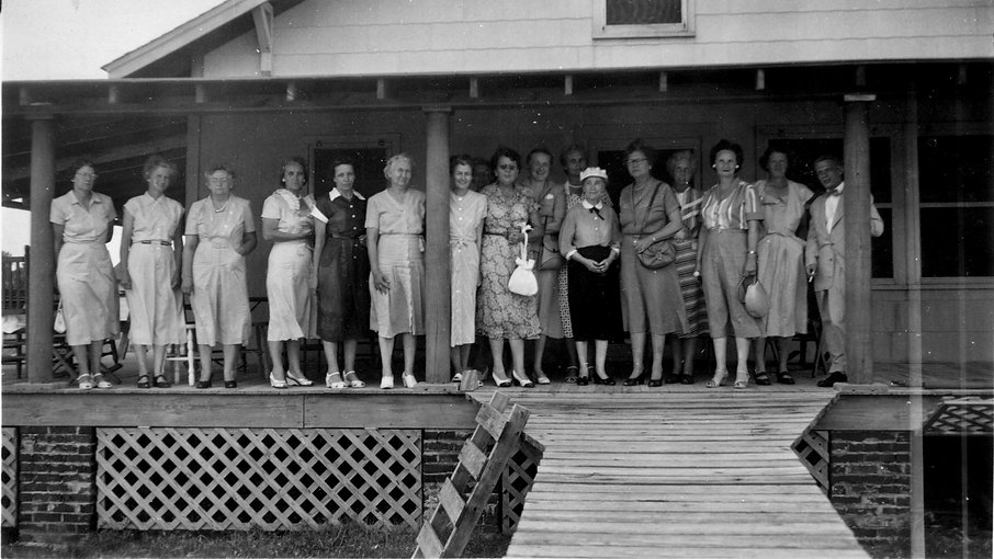 History of the Beaufort Woman's Club