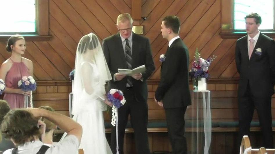 Seb & Lily's Wedding