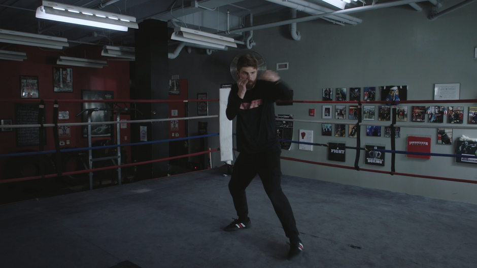 Jawbreaker Course: Introduction to Boxing
