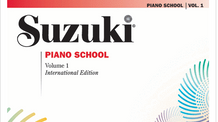 Suzuki Piano School- Volume 1