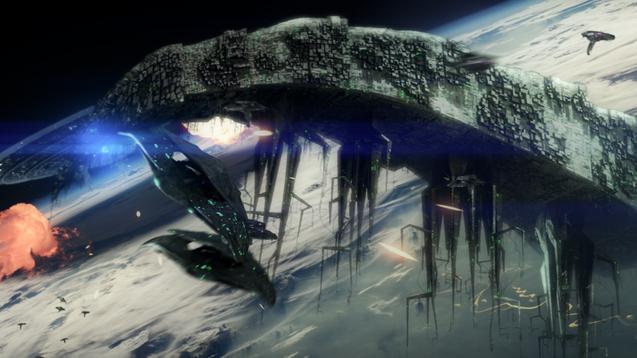 Alien Uprising - UFO trailer (2012)