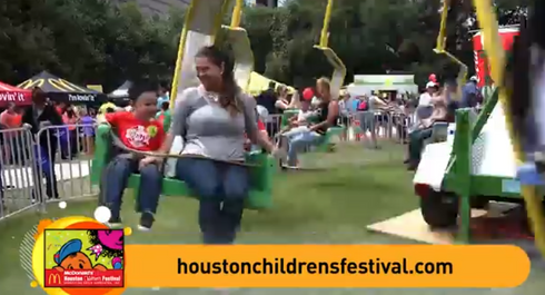 McDonald's Houston Children's Festival 2