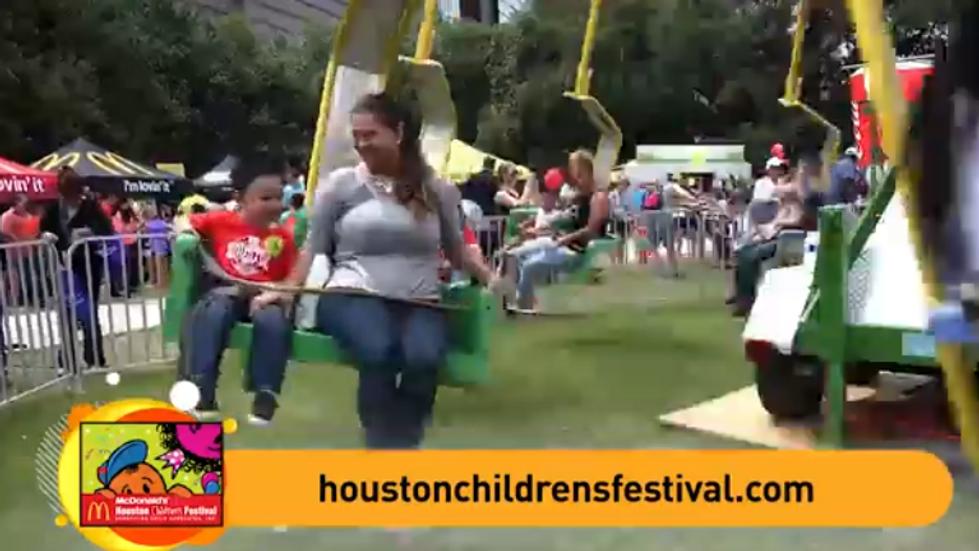 McDonald's Houston Children's Festival 2