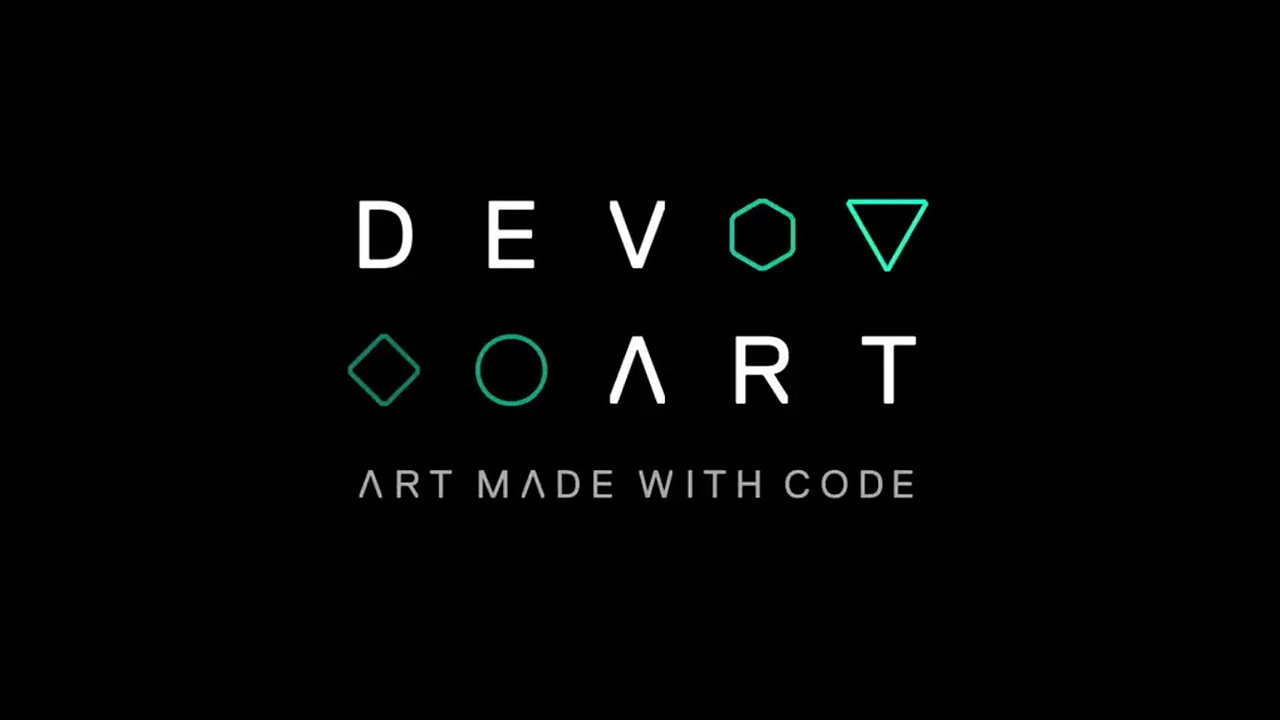 DevArt - Art Made with Code: Global Competition Trailer